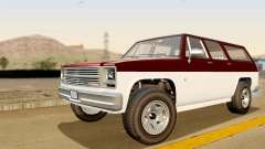 GTA 5 Declasse Rancher XL IVF for GTA San Andreas