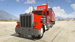 Coca Cola Truck v1.1 for GTA 5