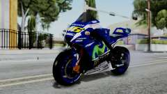 Yamaha YZR-M1 VR46 for GTA San Andreas