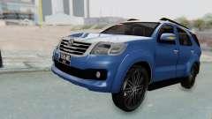Toyota Fortuner TRD Sportivo Vossen for GTA San Andreas