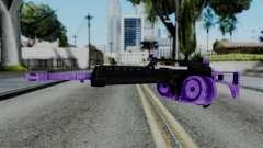 Purple M4