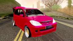Toyota Avanza Best Modification for GTA San Andreas
