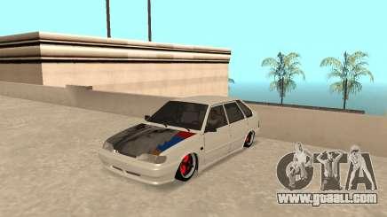 Vaz 2114 Armenian for GTA San Andreas