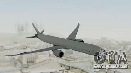 Boeing 777-9x Paintkit for GTA San Andreas