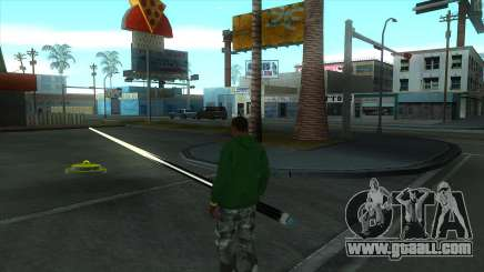 Cleo Mod San Andreas for GTA San Andreas