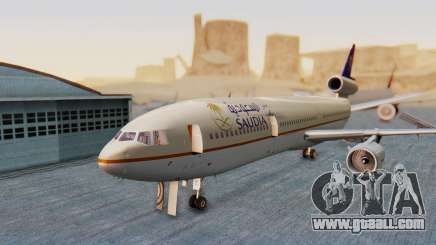 McDonnell-Douglas DC-10-30 Saudia for GTA San Andreas