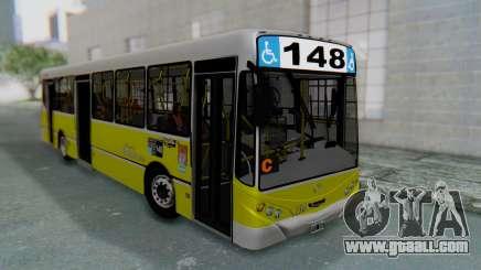 Mercedes-Benz 1718L-SB Linea 148 for GTA San Andreas