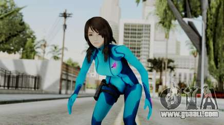 Fatal Frame 5 Yuri Zero Suit for GTA San Andreas
