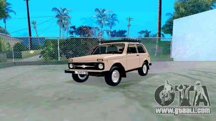 VAZ Niva for GTA San Andreas