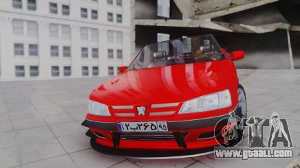 Peugeot Pars Spayder Sport for GTA San Andreas