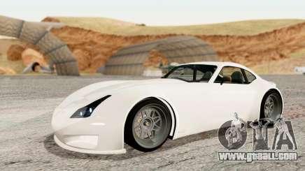 GTA 5 Bravado Verlierer Stock for GTA San Andreas