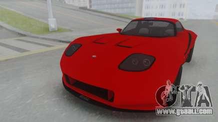 GTA 5 Bravado Banshee 900R Stock for GTA San Andreas