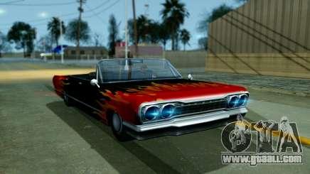 Savanna New PJ for GTA San Andreas