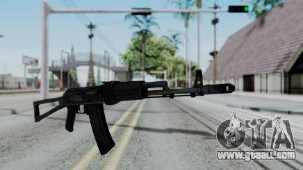 AKS-47 for GTA San Andreas