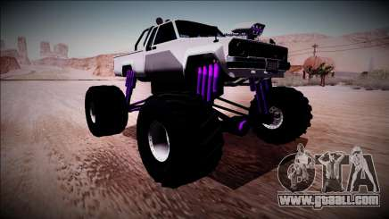 GTA 5 Karin Rebel Monster Truck for GTA San Andreas