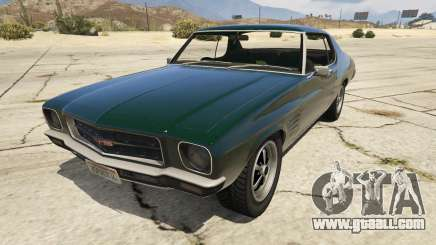Holden HQ GTS Monaro for GTA 5