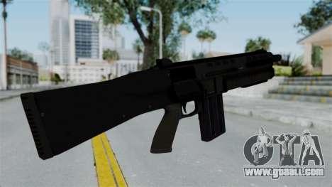GTA 5 Assault Shotgun for GTA San Andreas third screenshot
