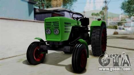 Torpedo Traktor for GTA San Andreas