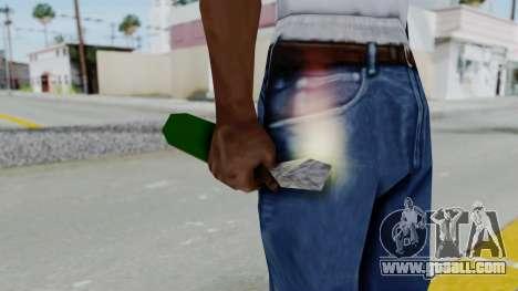 Vice City Molotov for GTA San Andreas third screenshot
