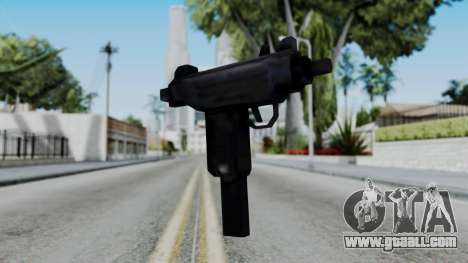 GTA 3 Uzi for GTA San Andreas