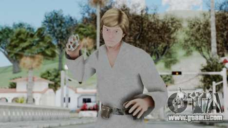 SWTFU - Luke Skywalker Tattoine Outfit for GTA San Andreas