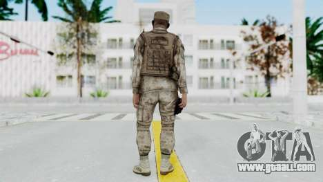 Crysis 2 US Soldier 3 Bodygroup A for GTA San Andreas third screenshot
