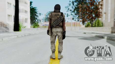 Crysis 2 US Soldier 8 Bodygroup B for GTA San Andreas third screenshot