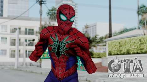 Marvel Future Fight Spider Man All New v1 for GTA San Andreas
