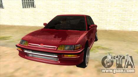 Honda Civic Ef Sedan for GTA San Andreas