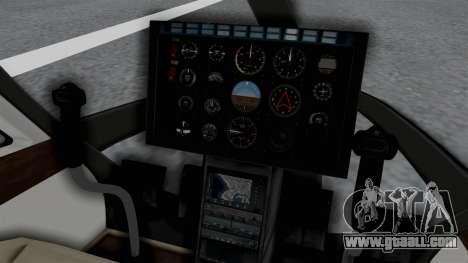 GTA 5 Super Volito Carbon for GTA San Andreas right view