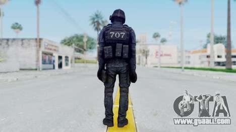 707 Masked from CSO2 for GTA San Andreas third screenshot
