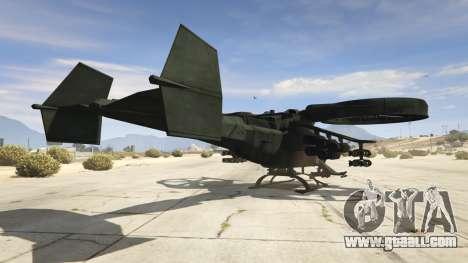 GTA 5 AT-99 Scorpion third screenshot
