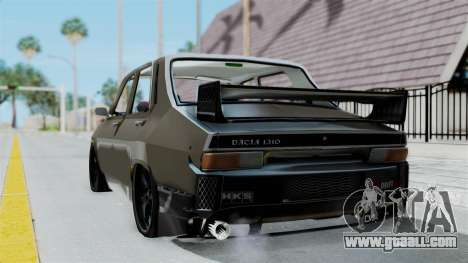 Dacia 1310 Tuned for GTA San Andreas left view