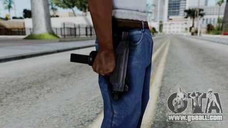 GTA 3 Uzi for GTA San Andreas third screenshot