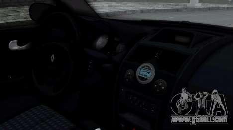 Renault Megane II for GTA San Andreas right view