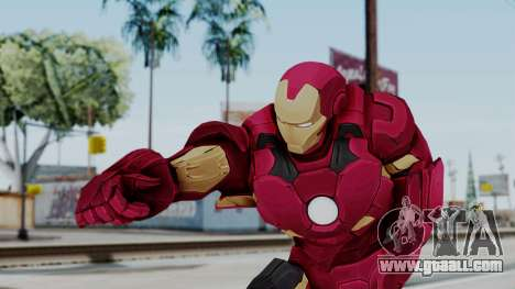 Ironman Skin for GTA San Andreas