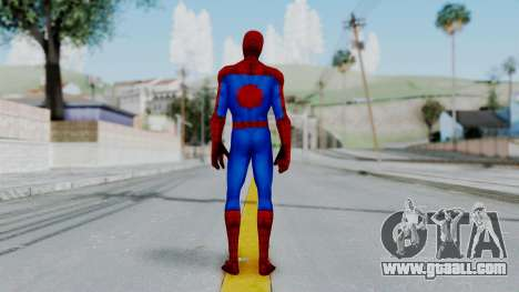Marvel Future Fight Spider Man Classic v1 for GTA San Andreas third screenshot