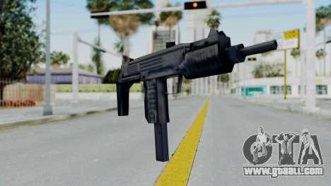 Vice City Uzi for GTA San Andreas second screenshot