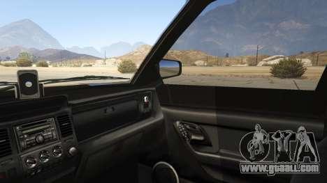 GTA 5 GTA IV Huntley rear right side view
