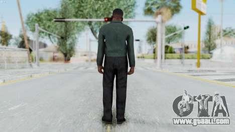 GTA 5 Franklin Clinton for GTA San Andreas third screenshot
