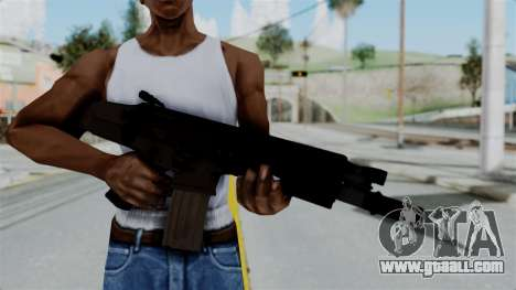 SCAR-L for GTA San Andreas