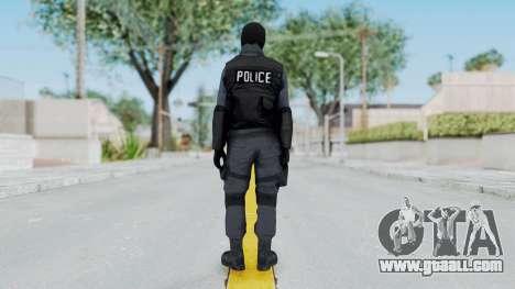 GTA 5 S.W.A.T. Police for GTA San Andreas third screenshot
