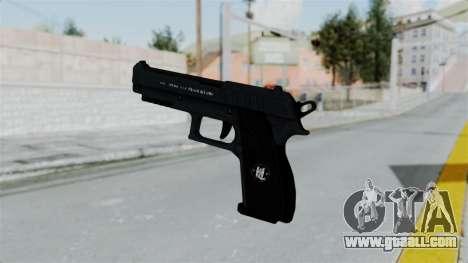 GTA 5 Pistol for GTA San Andreas second screenshot