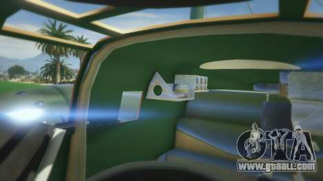 GTA 5 B-25 tenth screenshot