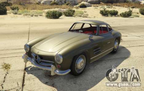 1954 Mercedes-Benz 300 SL Gullwing 1.0 for GTA 5