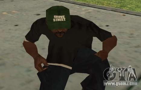 Sweet REINCARNATED for GTA San Andreas forth screenshot