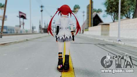 Tennoboshi Uzume - Hyperdimension Neptunia for GTA San Andreas third screenshot