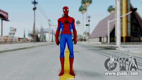 Marvel Future Fight Spider Man Classic v1 for GTA San Andreas second screenshot