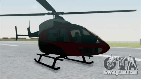 GTA 5 Super Volito Carbon for GTA San Andreas