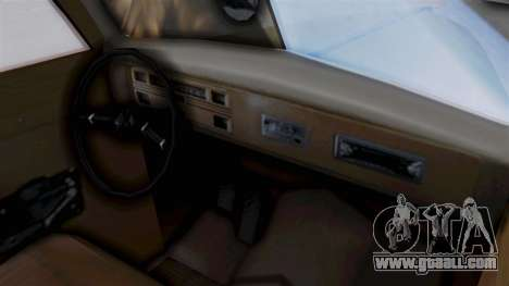 Ford V-8 De Luxe Station Wagon 1937 Mafia2 v2 for GTA San Andreas right view